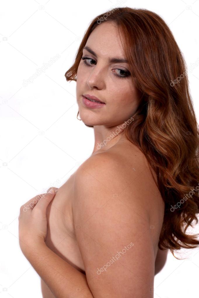 Mujer Pelirroja Desnuda Fotos De Stock Hlehnerer 14947235