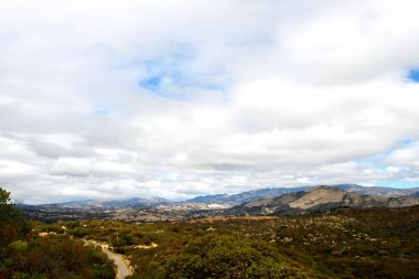 Cachuma Mountains
