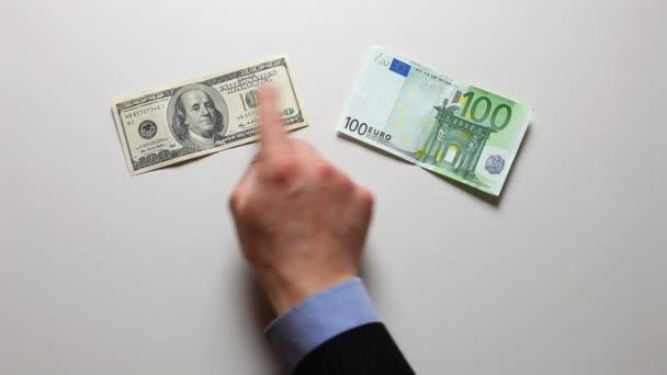 Co si vybrat - euro nebo dolar