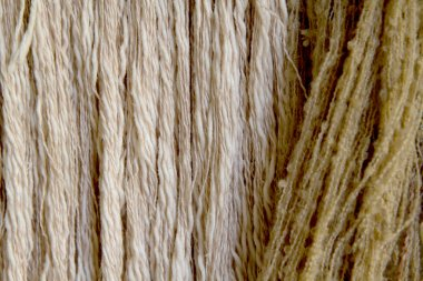Wool texture with colors