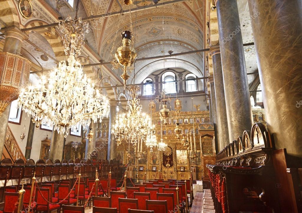 Church of St. George, Istanbul, Turkey — Stock Photo © le_vent_nous_portera #42199431