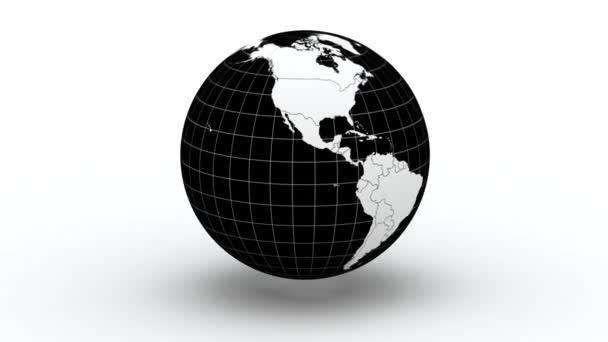 Globe. 3d.