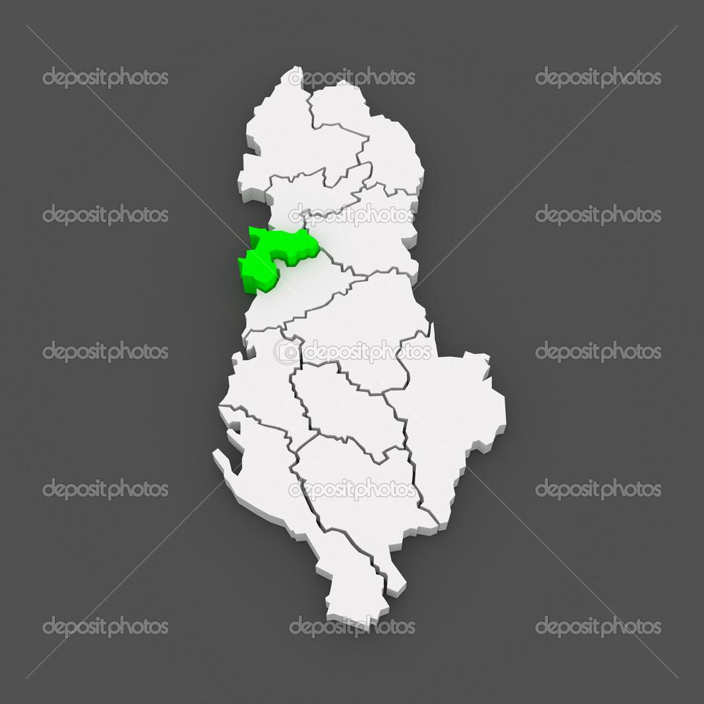 Map of Durres Albania Stock Photo Tatiana53 49496571