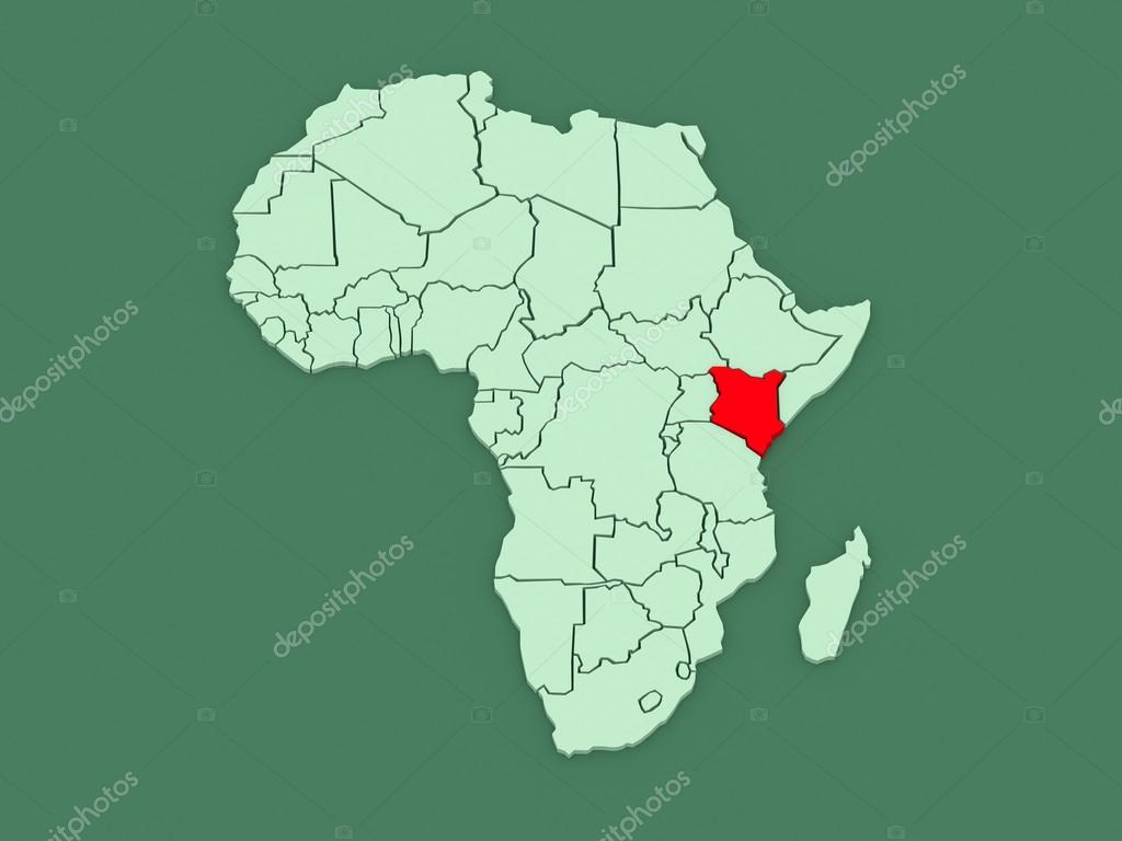 Kenya impact foundation kenya location on the africa map places map of worlds kenya stock photo tatiana world map kenya gumiabroncs Images