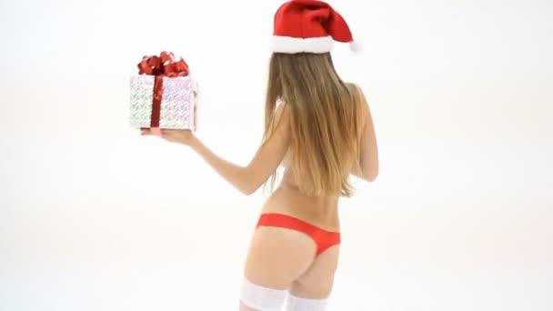 Christmas santa claus sexy girls nude opinion