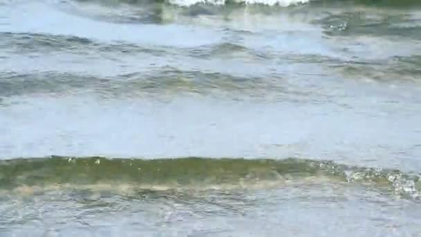 splashing waves