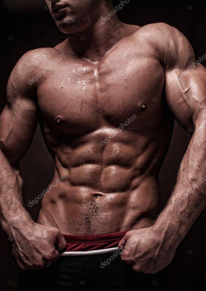 Strong torso