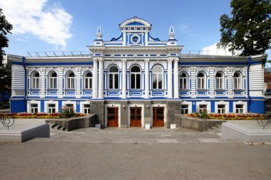 Theatre of the young spectator. Russia. Perm.