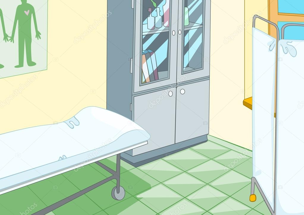 Resultado de imagem para consultório médico ilustração