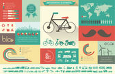 Photo Transportation Infographic Template.