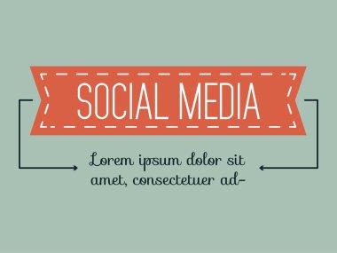Social Media Infographic.