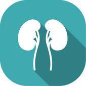 Fotografie lékařské ploché ikony