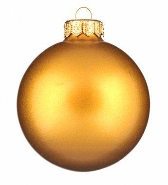 Glitter christmas bal