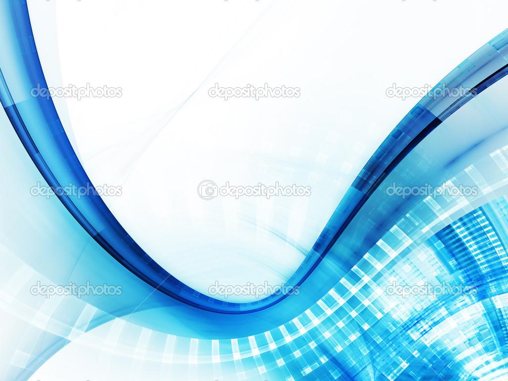 abstrait bleu sur le design de fond blanc photographie emelyanov 31434375. Black Bedroom Furniture Sets. Home Design Ideas