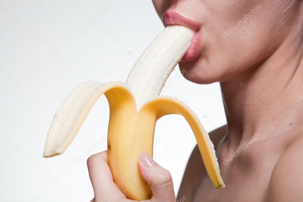 Banana Licking