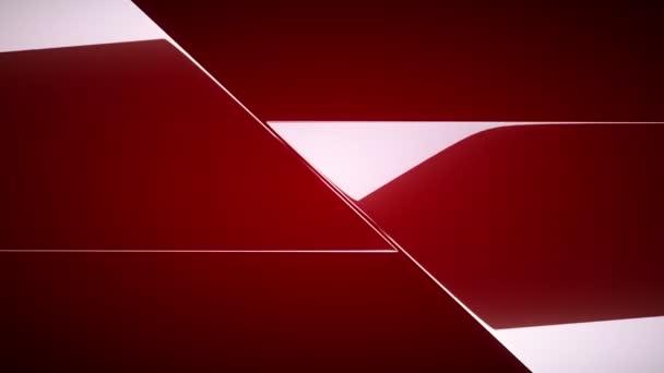 Red diagonal