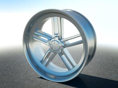 Alloy automotive disc