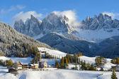 Fotografie St. magdalena v zimě