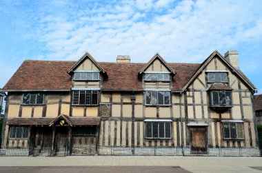 Birthplace of Shakespeare