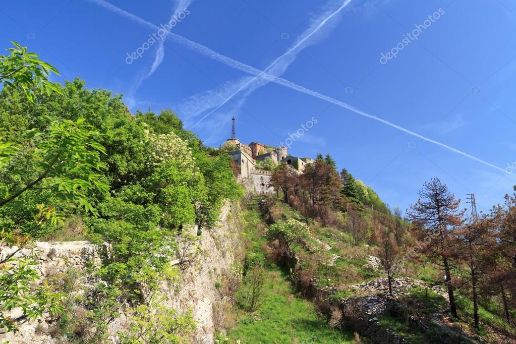 Sperone fortress, Genova