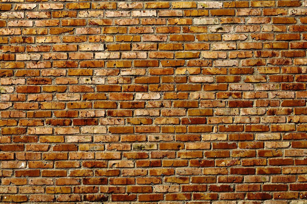 Old grunge brick