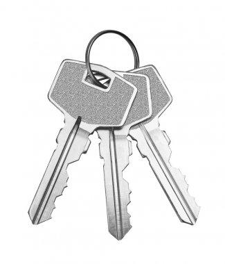Keys isolated