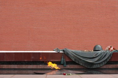 Moscow : Eternal Flame - Tomb Of The Unknown Soldier