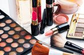 Fotografie Makeup and cosmetics set