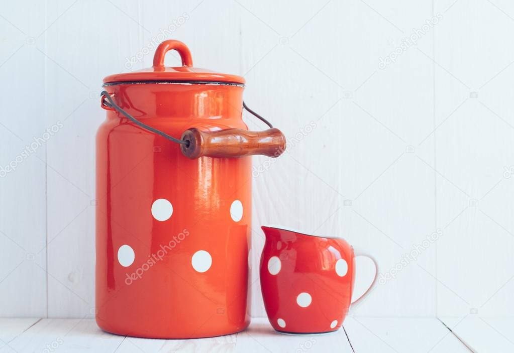 Conjunto de utensilios de vendimia — Fotos de Stock © manera #46296681