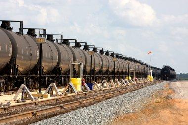 Railroads Tankers Cars