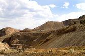 pás důlní operace