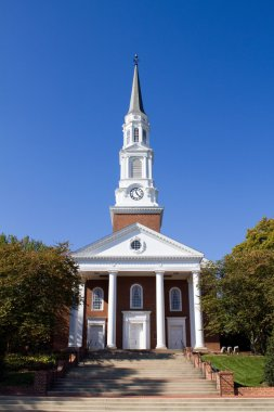 University Of Maryland Chapel