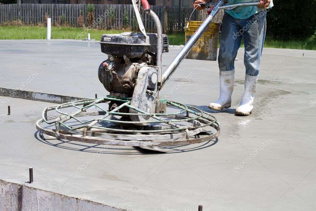 Power Concrete Finisher