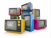 Vintage halom tv. Vége a televízió