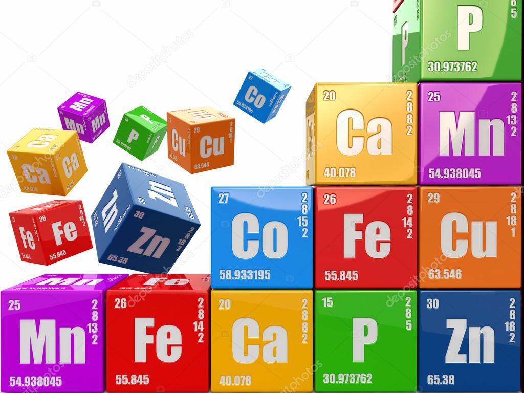 Concepto de qumica pared de cubos con tabla peridica de elemen concepto de qumica pared de cubos con tabla peridica de elemen urtaz Images