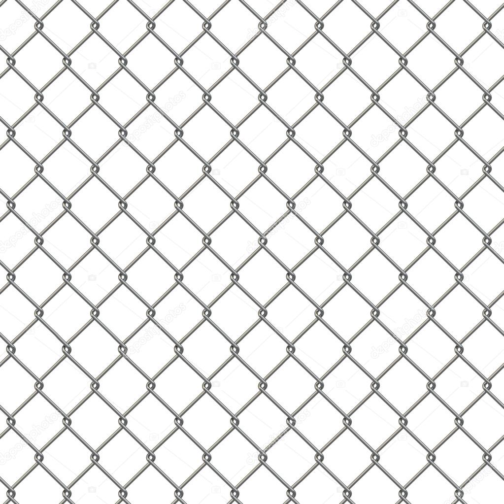 Tiling texture of barbed wire fence. — Stock Photo © maxxyustas ...