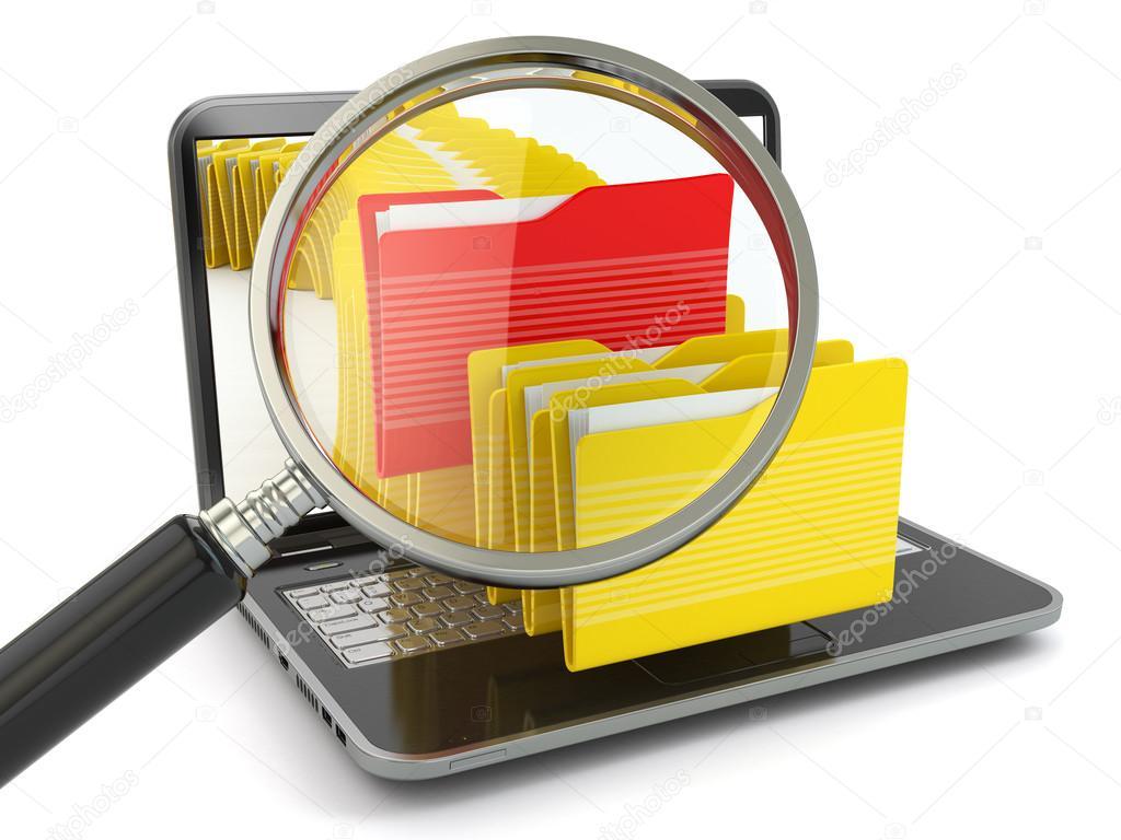 Dossier de recherche ordinateur portable loupe et - Recherche ordinateur de bureau ...