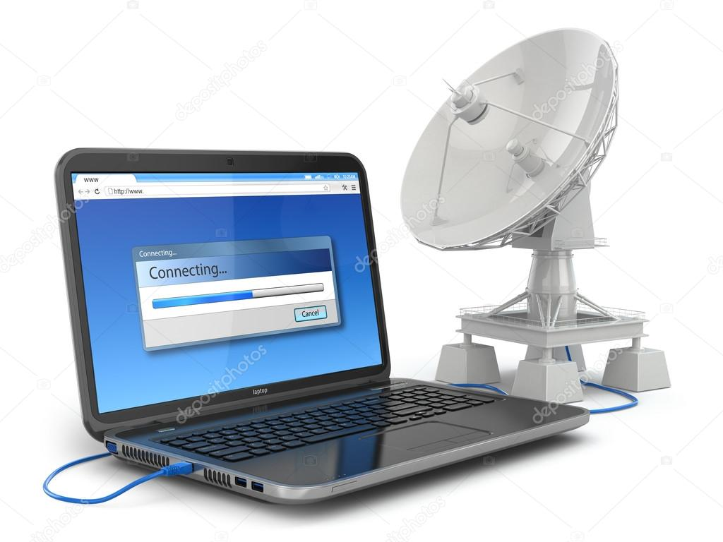 how to connect uq internet laptop