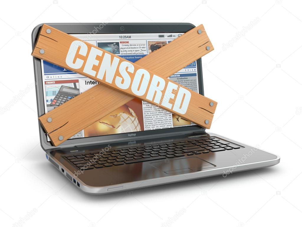 censorship #hashtag