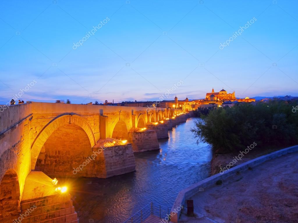 Le Pont Romain De Cordoue Espagne Photographie