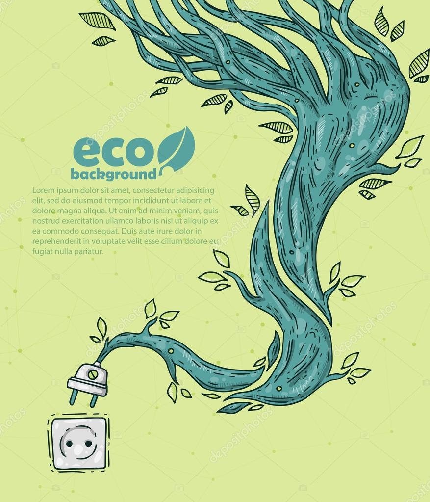 Ecology energy.