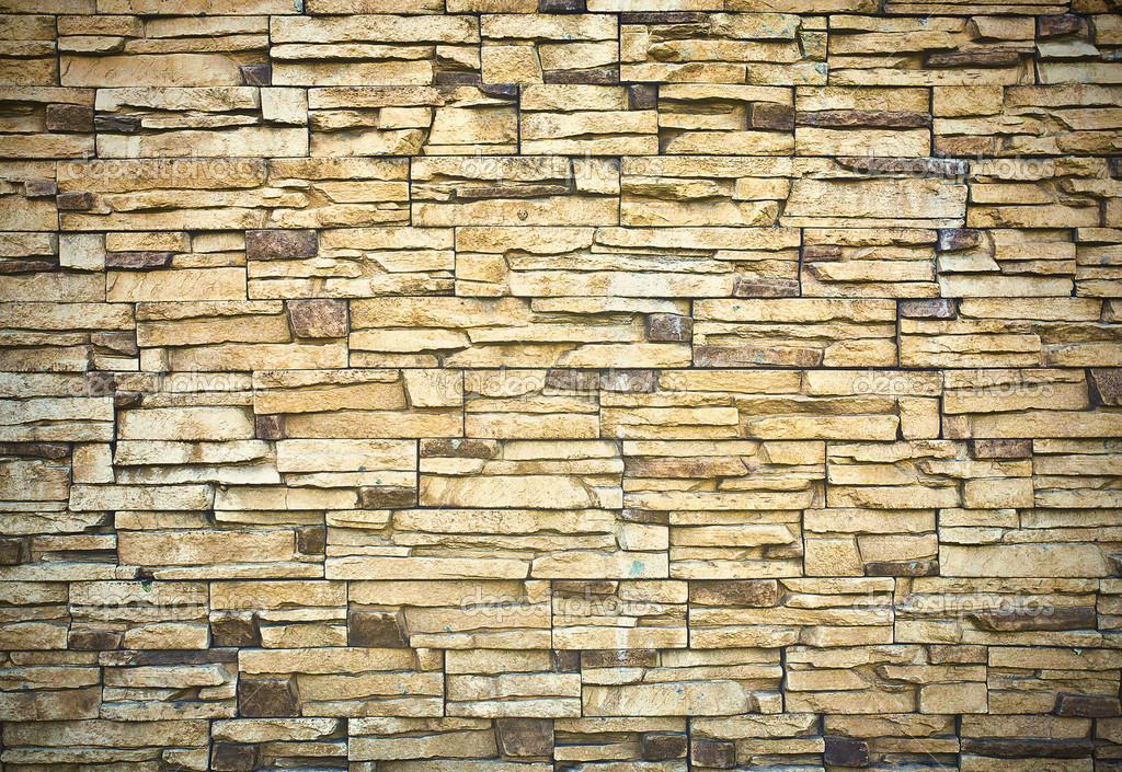 Grungy muro di pietra con texture e pavimento interno vecchio trascurato e de foto stock - Muro pietra interno ...