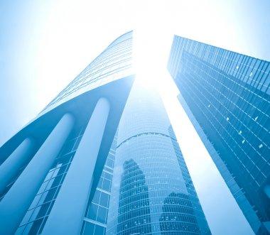 High-rise building skyscraper