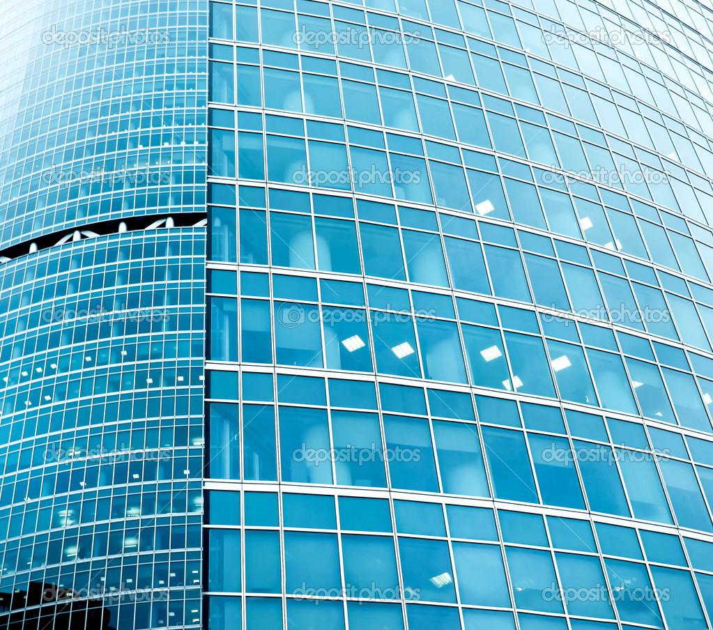 Glasfassade textur  Textur der Glas-Hochhaus — Stockfoto #25347201