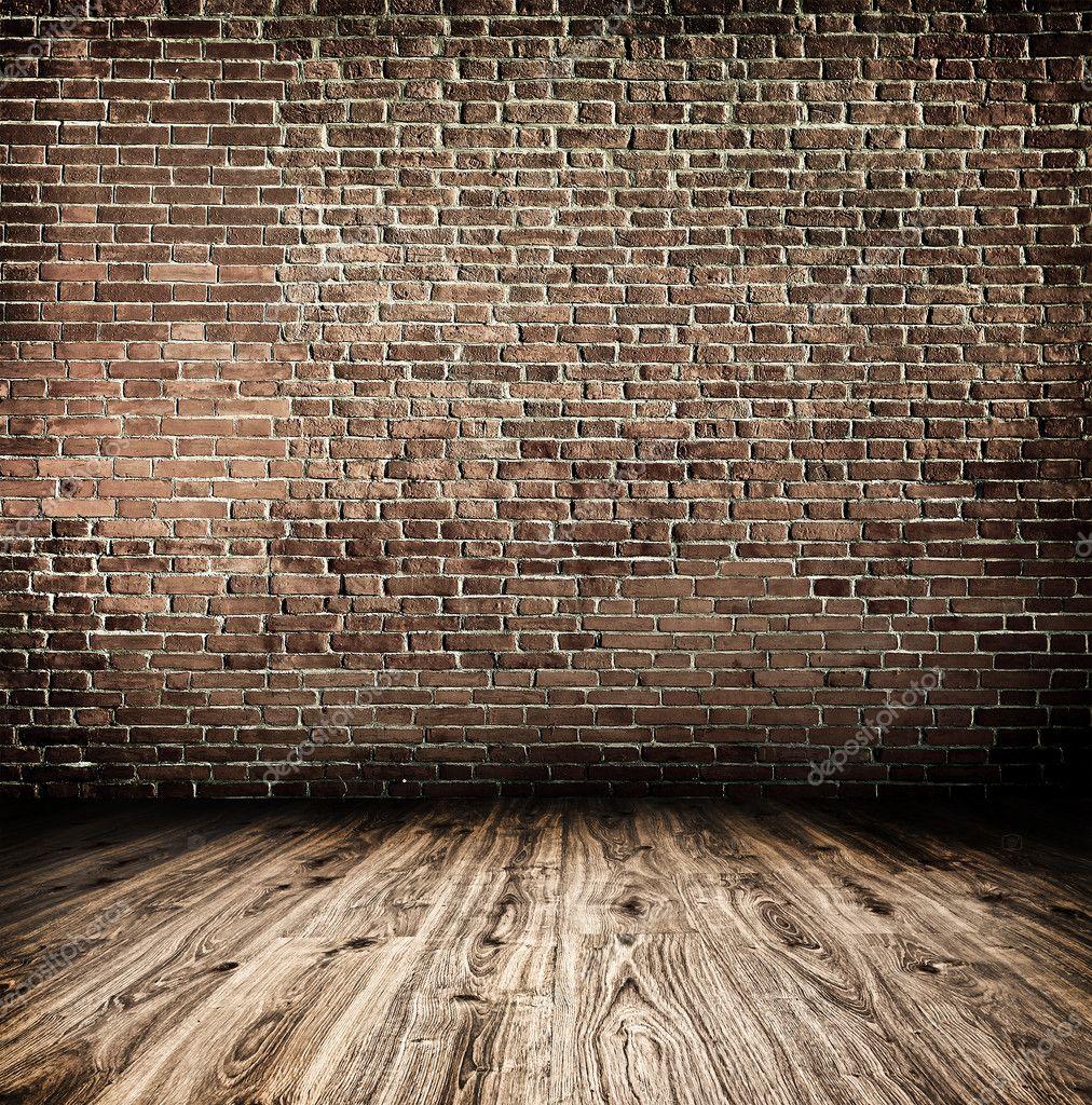 Exceptional Hintergrund Des Alten Grunge Texturierte Weiße Ziegel Und Steinmauer Mit  Hellen Holzboden Mit Whiteboard Innenraum Alte
