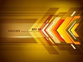 Hi tech abstraktní pozadí. EPS 10
