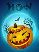 Halloween pozadí. EPS 10