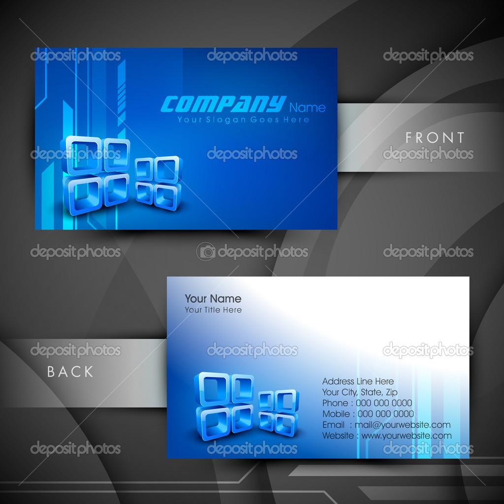 plantilla Resumen profesional y diseñador de tarjeta o tarjeta de ...