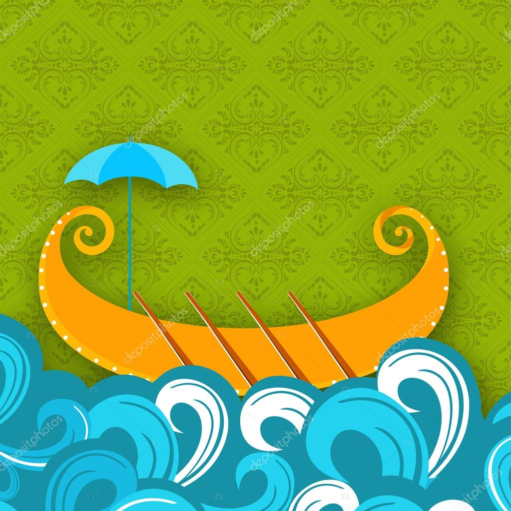 South indian festival onam wishes background stock vector south indian festival onam wishes background stock vector kristyandbryce Image collections