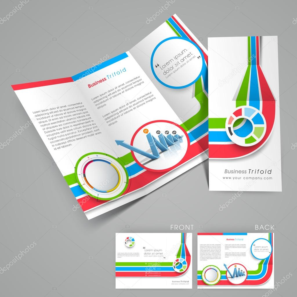 Professional business flyer template corporate brochure or cover – Professional Corporate Flyer